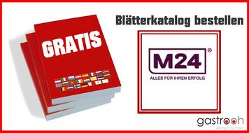 Katalog bestellen M24