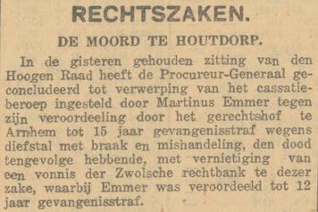 De Maasbode 12-12-1922