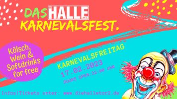 Karnevalsfest 2020 Halle Tor 2