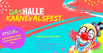 Silvester Party Logo 2018 Halle Tor 2