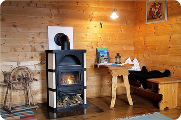 """Die Wohnung im Obergeschoß ©Ferienwohnungen """"Rauchegg"""", Urlaub auf dem Bauernhof, Südtirol, Ultental"""