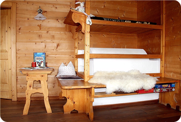 """Die Wohnung im Erdgeschoß ©Ferienwohnungen """"Rauchegg"""", Urlaub auf dem Bauernhof, Südtirol, Ultental"""