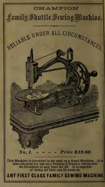 1871 Advertisement