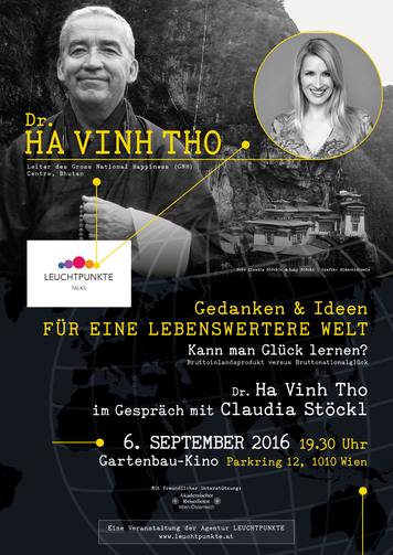 Leuchtpunkte Talks: Dr. Ha Vinh Tho