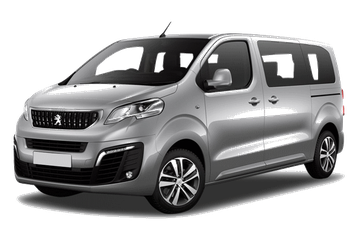 taxi Montpellier 7 places  Peugeot Partner