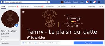 Dattes Sukari facebook