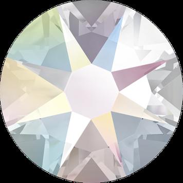 Swarovski 2078 001AB Crystal Aurore Boreale Hotfix
