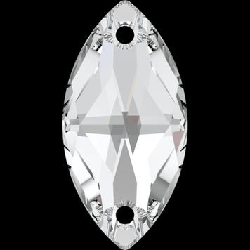 Swarovski 3223 Navette Ommeltava crystal