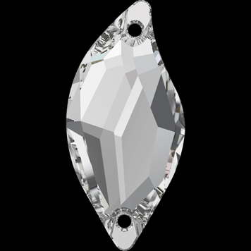 Swarovski 3254 Diamond Leaf Ommeltava crystal