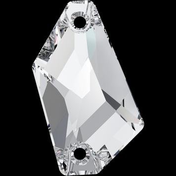 Swarovski 3267 De-Art Ommeltava crystal