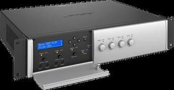 bose, dxa2120, amplificador para instalación,