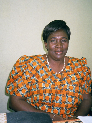 Rasmata Kabre, midwife and Founder President of BPW Ouagadougou (Photo: A. Rüegg)