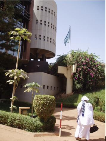 UN UNFPA in Ouagadougou, Burkina Faso (Photo: A. Rüegg)