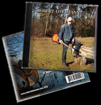Robert Lottmann Album CD Drive