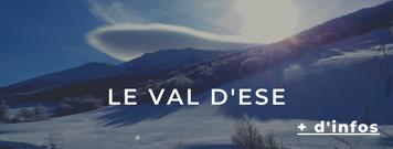 information station Val d'ese