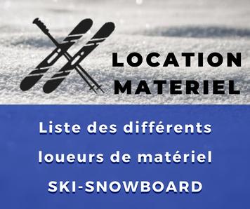Location ski col de vergio