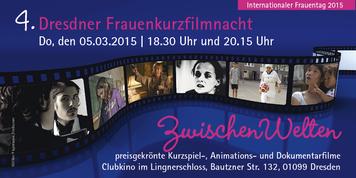 4. Dresdner Frauenkurzfilmnacht