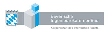 Logo: Bayerische Ingenieurkammer-Bau