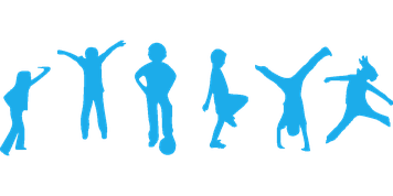 Kinderturnen: ¡juego y movimiento!