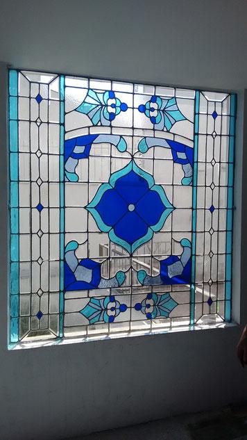 Vitrales para puertas y ventanas vitrales vitrolero - Modelos de vidrieras ...