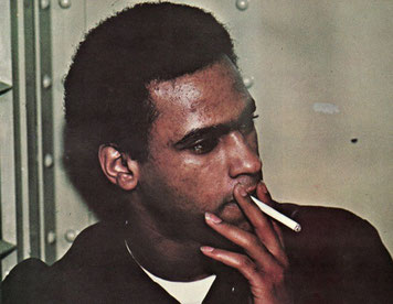Black Panther'en Huey P. Newton