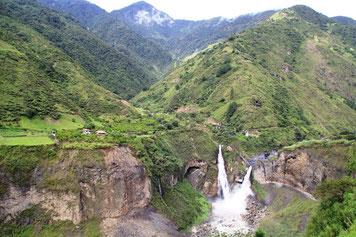 Vallée des cascades