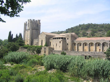 abbaye de lagrasse aude
