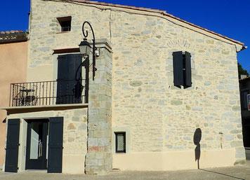gite noel pays cathare à saint jean de barou dans l'Aude