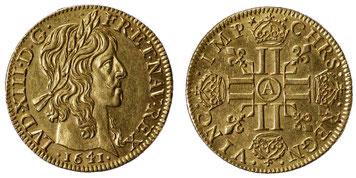 Louis d'or sous Louis XIII