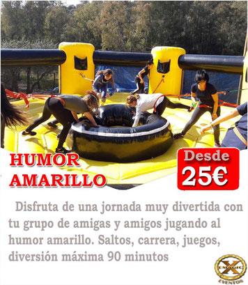 Humor amarillo Conil
