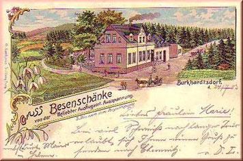 Ansichtskarte 1903