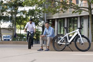 Dienst e-Bike als Employer Branding Maßnahme
