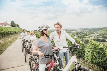 Ein gutes Trekking e-Bike finden Sie mit Hilfe der e-motion Experten in Erding