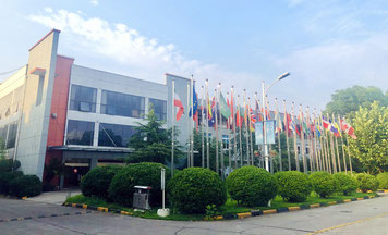 Headquarter, China - SHANGHAI TOP MOTOR Co. Ltd. (Techtop Group)