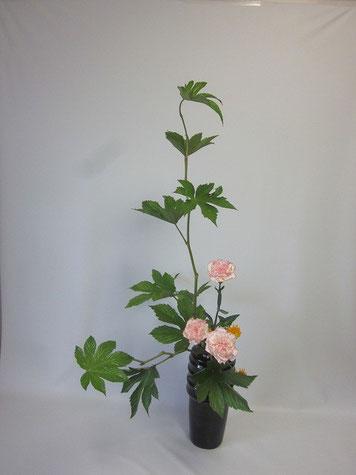 2014.8.1 瓶花           by Atsukoさん