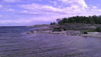 Bucht vor Utö