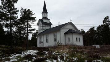 Ornös Kirche