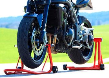 Move Montageständer Motorradständer Motorrad aufbocken
