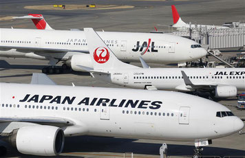 Lacking own freighter capacity, JAL relies on ACMI leases