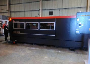 Laser Cutting & Fabrication - KRS Van Roof Racks
