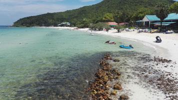 Strand auf Koh Larn