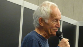 Lance Henriksen at Comic Con Amsterdam