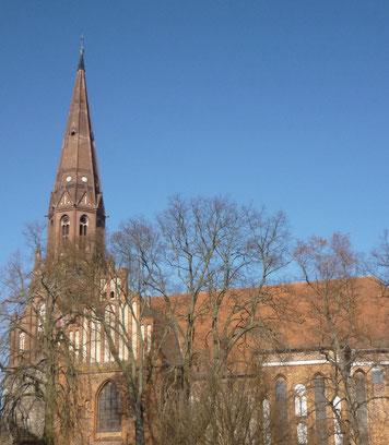 Bild: Pfarrkirche Pritzwalk