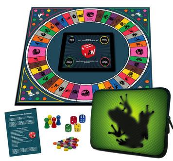 Brettspiel-Rezension zu Alleswisser - Das Brettspiel
