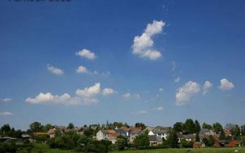 Furnaux (vue du bas du village)