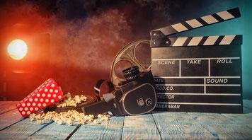 Kino-Zubehör