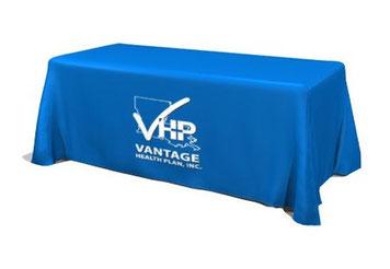 Standard Vinyl Printed Tablecloths