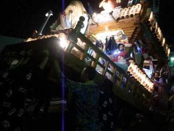 真壁祇園祭:投稿@東旭 和博さん