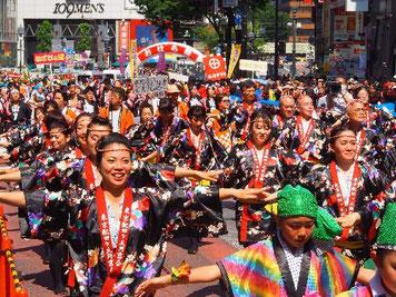 明治維新150周年記念 第21回 渋谷・鹿児島おはら祭2018:投稿@林 拳太さん