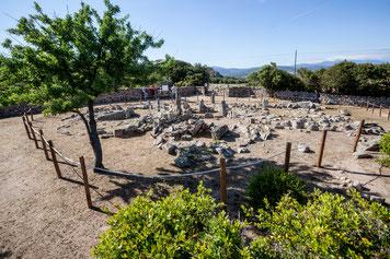 Steinkreis Megalith Sardinien